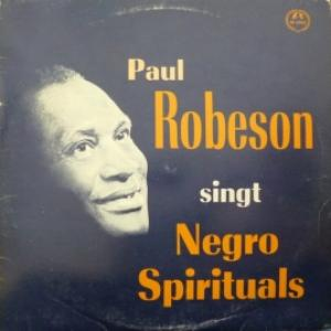 Paul Robeson - Paul Robeson Singt Negro Spirituals