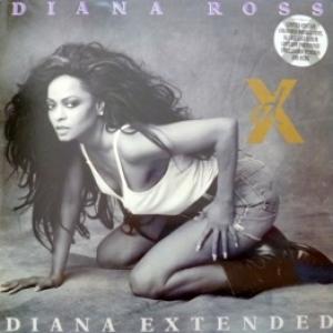 Diana Ross - Diana Extended (Red Vinyl & Blue Vinyl)