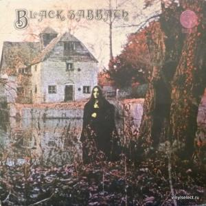 Black Sabbath - Black Sabbath (UK, 3rd press)