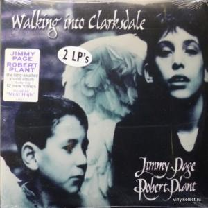 Jimmy Page And Robert Plant - Walking Into Clarksdale