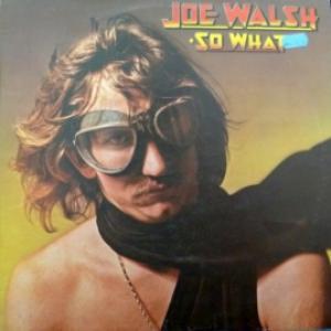 Joe Walsh (ex-James Gang, ex-Eagles) - So What