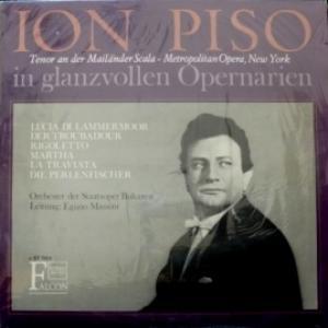 Ion Piso - In Glanzvollen Opernarien