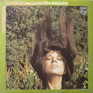 Catherine Ribeiro - Passions (feat. Alpes)