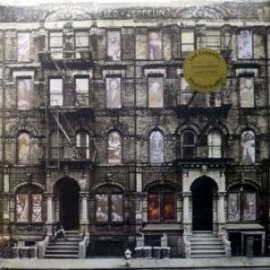 Led Zeppelin - Physical Graffiti (Ltd. Coloured Wax Vinyl)