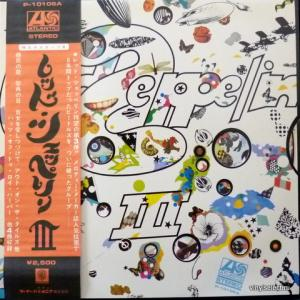 Led Zeppelin - Led Zeppelin III (+Poster!)