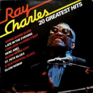 Ray Charles - 20 Greatest Hits