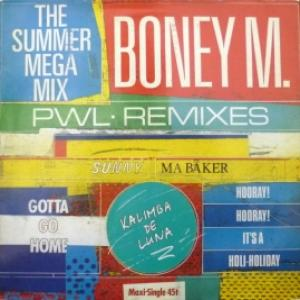 Boney M - The Summer Mega Mix (PWL Remixes)