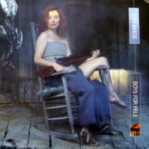 Tori Amos - Boys For Pele (2LP Clear Vinyl)