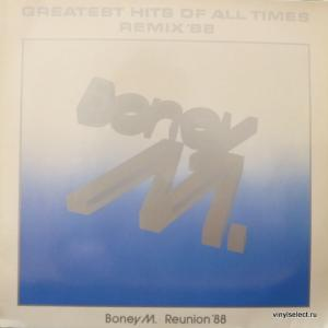 Boney M - Greatest Hits Of All Times - Remix' 88
