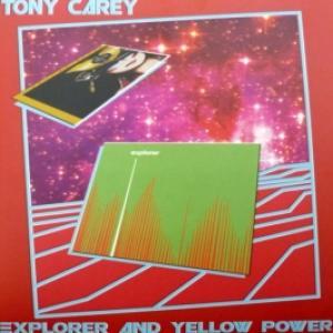 Tony Carey - Explorer And Yellow Power (Ltd.)