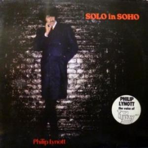 Philip Lynott (Thin Lizzy) - Solo In Soho