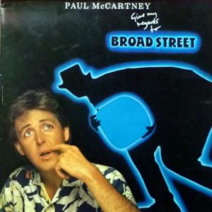Paul McCartney - Give My Regards To Broad Street (feat. Ringo Starr, David Gilmour & John Paul Jones)