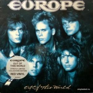 Europe - Out Of This World (Ltd. Red Vinyl)