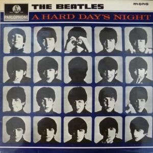 Beatles,The - A Hard Day's Night (UK, 1st press, mono)