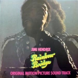 Jimi Hendrix - Rainbow Bridge - Original Motion Picture Sound Track (UK)
