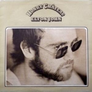 Elton John - Honky Château (Transparent Black Vinyl)