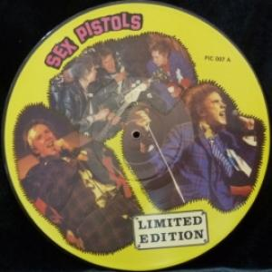 Sex Pistols - Limited Edition (Picture Vinyl)