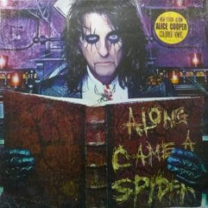 Alice Cooper - Along Came A Spider (Ltd. Clear Vinyl)