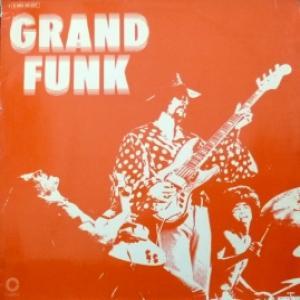 Grand Funk Railroad - Grand Funk