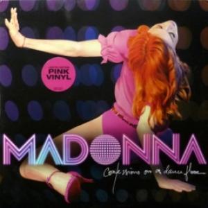 Madonna - Confessions On A Dance Floor (Ltd. 2 x Pink Vinyl)