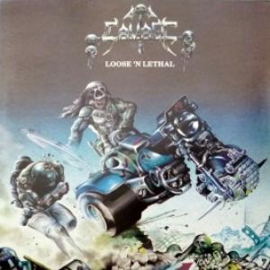 Savage (UK Heavy Metal Band) - Loose 'N Lethal