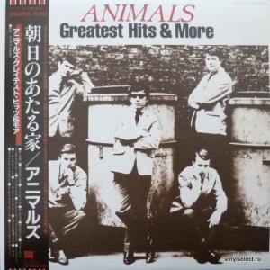 Animals,The - Greatest Hits And More