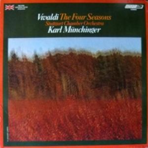 Antonio Vivaldi - The Four Seasons (Karl Munchinger & Stuttgart Chamber Orchestra)