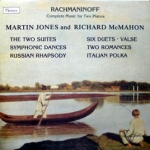 Сергей Рахманинов (Sergei Rachmaninoff) - The Complete Music For Two Pianos
