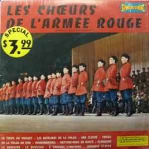 Alexandrov Red Army Ensemble, The - Les Chœurs De l'Armée Rouge