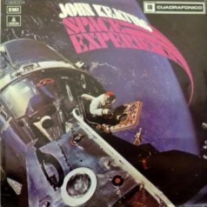 John Keating - Space Experience