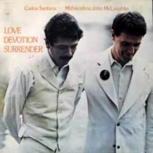 Carlos Santana/Mahavishnu John McLaughlin - Love Devotion Surrender