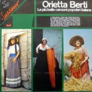 Orietta Berti - Le Piu Belle Canzoni Popolari Italiane