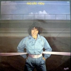 Nicole Rieu - Nicole Rieu (produced by Jannick Top / Space)