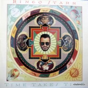 Ringo Starr - Time Takes Time (produced by Jeff Lynne / ELO)