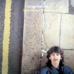 George Harrison - Somewhere In England