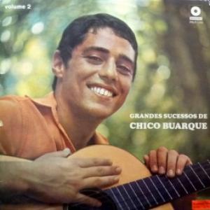 Chico Buarque - Grandes Sucessos de Chico Buarque - Volume 2