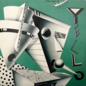 Yello - Claro Que Si (LP + 12