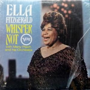 Ella Fitzgerald - Whisper Not (feat. Marty Paich And His Orchestra)