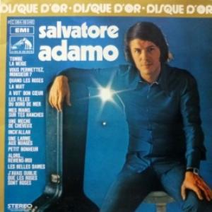 Adamo - Le Disque D'Or De Salvatore Adamo