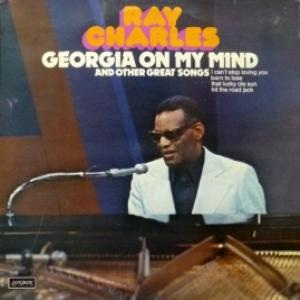 Ray Charles - Georgia On My Mind And Other Great Songs