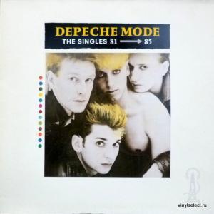 Depeche Mode - The Singles 81 - 85 (Grey Vinyl)
