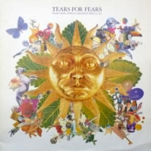 Tears For Fears - Tears Roll Down (Greatest Hits 82-92) (NM/NM)