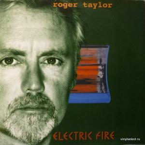 Roger Taylor (Queen) - Electric Fire (Orange Vinyl)