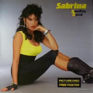 Sabrina - Something Special (Picture LP)