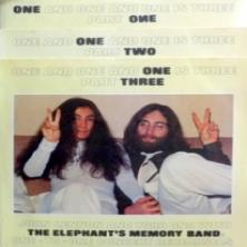 John Lennon & Yoko Ono - One And One And One Is Three (Part 1-3)