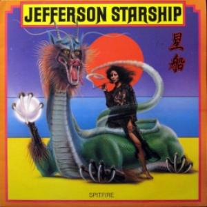 Jefferson Starship - Spitfire