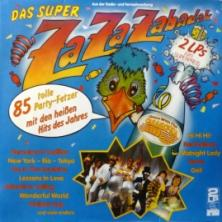 Saragossa Band - Das Super Za-Za-Zabadak (Club Edition)
