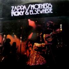 Frank Zappa - Roxy & Elsewhere