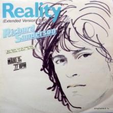 Richard Sanderson - Reality (12