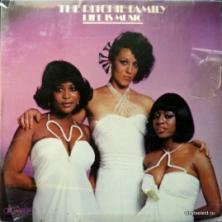 Ritchie Family,The - Life Is Music
